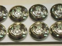 Light Infantry anodised large button 85