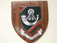 Light Infantry Wall shield