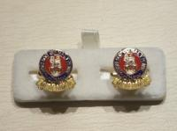 15th/19th Hussars cufflinks