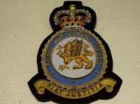 Buy RAF Police QC blazer badge [rafpolqc] - £19 00