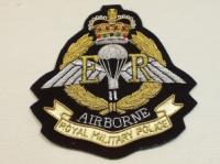 Buy Royal Military Police (Airborne) blazer badge [39147