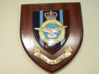 Royal Air Force wall shield