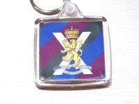 Royal Regiment of Scotland key ring