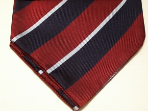 Royal Air Force silk cravat - Click Image to Close